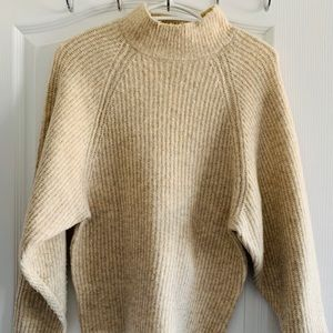 Vintage Cream Sweater